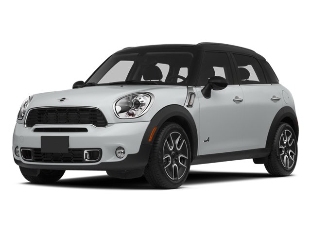 2014 MINI Cooper Countryman S ALL4 Turbocharged All Wheel Drive Power Steering ABS 4-Wheel Disc