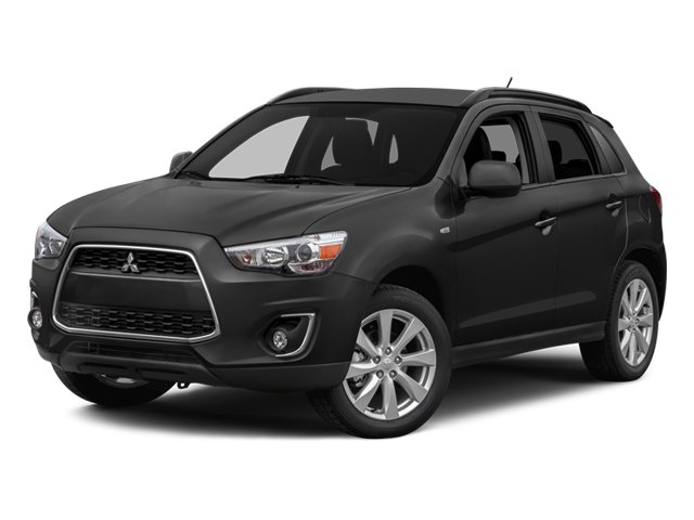 2014 Mitsubishi Outlander Sport ES Front Wheel Drive Power Steering ABS 4-Wheel Disc Brakes Bra