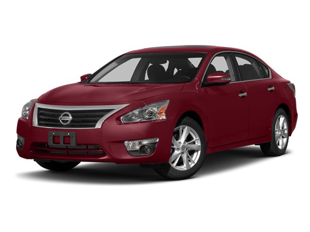 2014 Nissan Altima 35 SL Front Wheel Drive Power Steering ABS 4-Wheel Disc Brakes Brake Assist