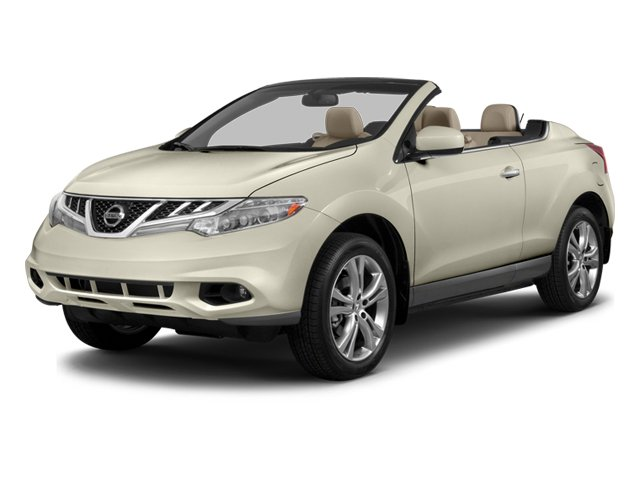 2014 Nissan Murano CrossCabriolet Base AWD 2dr SUV Convertible