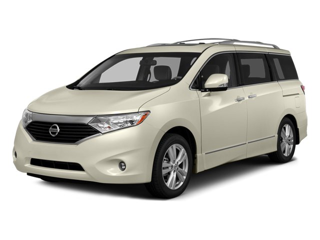 2014 Nissan Quest S Front Wheel Drive Power Steering ABS 4-Wheel Disc Brakes Brake Assist Temp