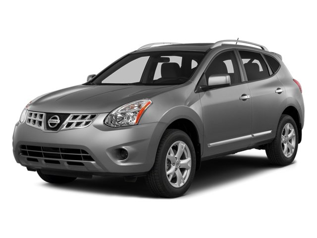 2014 Nissan Rogue Select S Front Wheel Drive Power Steering ABS 4-Wheel Disc Brakes Brake Assis