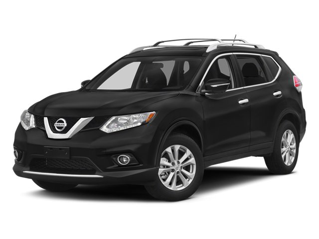 2014 Nissan Rogue S All Wheel Drive Power Steering ABS 4-Wheel Disc Brakes Brake Assist Wheel