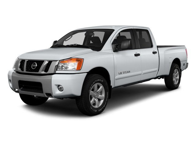 2014 Nissan Titan SV Four Wheel Drive Power Steering ABS 4-Wheel Disc Brakes Brake Assist Brak