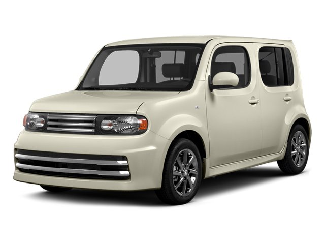 2014 Nissan cube  Front Wheel Drive Power Steering ABS Front DiscRear Drum Brakes Brake Assist