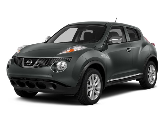 2014 Nissan JUKE  Turbocharged Front Wheel Drive Power Steering ABS 4-Wheel Disc Brakes Brake