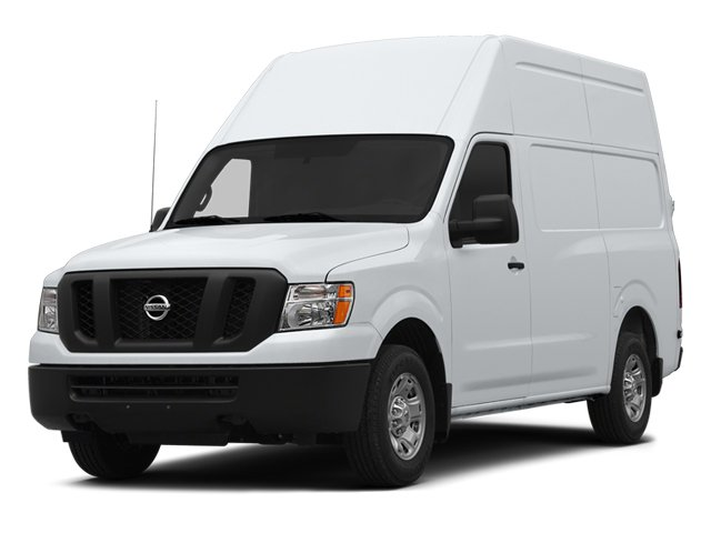 2014 Nissan NV2500 HD SV