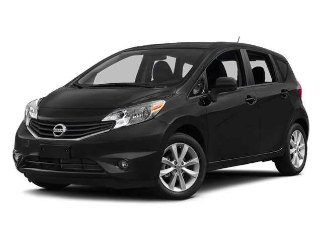 2014 Nissan Versa Note  Front Wheel Drive Power Steering ABS Front DiscRear Drum Brakes Brake