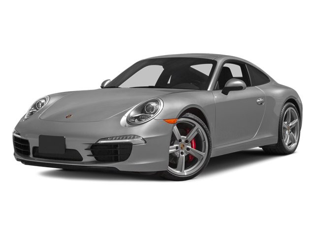 2014 Porsche 911 S Rear Wheel Drive Active Suspension Power Steering ABS 4-Wheel Disc Brakes B