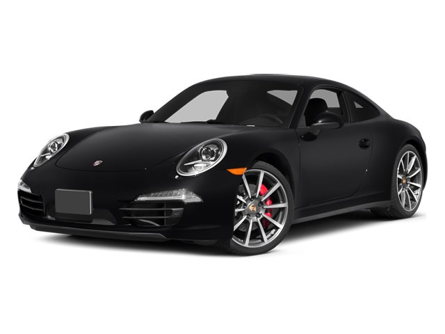 2014 Porsche 911 GT3 Rear Wheel Drive LockingLimited Slip Differential Active Suspension Power