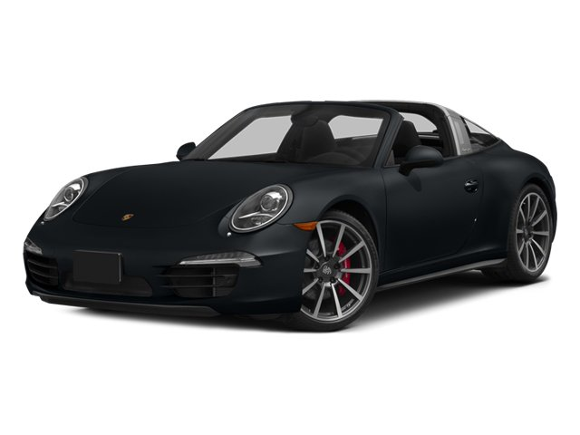 2014 Porsche 911 4S All Wheel Drive Active Suspension Power Steering ABS 4-Wheel Disc Brakes B