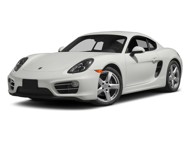 2014 Porsche Cayman NAVIGATION Rear Wheel Drive Power Steering ABS 4-Wheel Disc Brakes Brake