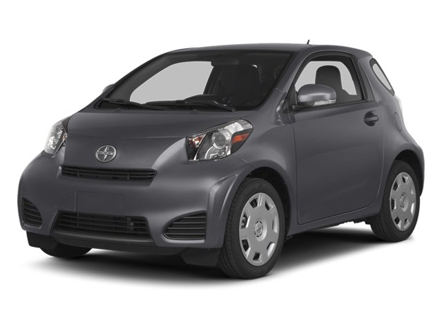 2014 Scion iQ STD