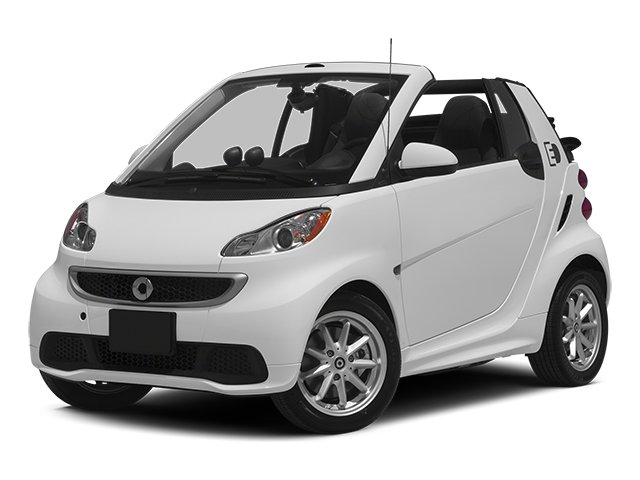 2014 smart fortwo electric drive Passion Electric Motor Rear Wheel Drive Power Steering ABS Fro