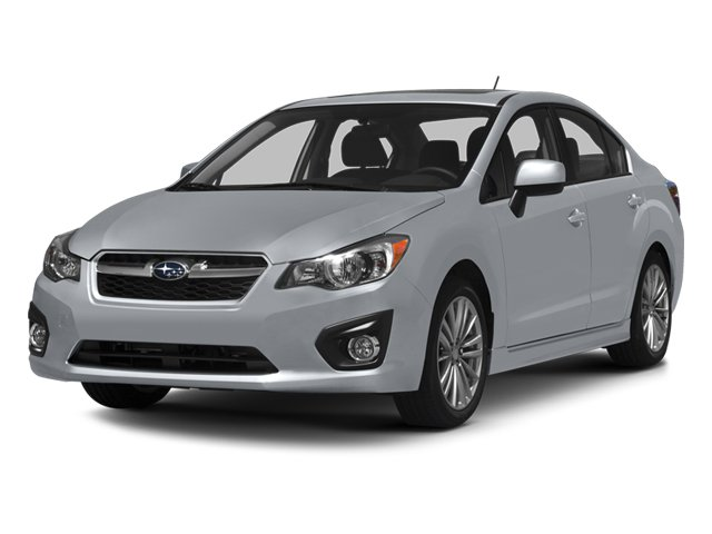 2014 Subaru Impreza Sedan  All Wheel Drive Power Steering ABS 4-Wheel Disc Brakes Brake Assist