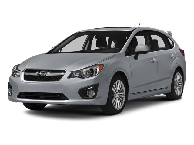 2014 Subaru Impreza Wagon 2.0i Dark Gray Metallic