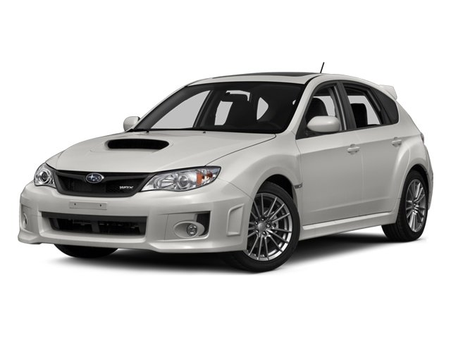 2014 Subaru Impreza Wagon WRX WRX Turbocharged All Wheel Drive Power Steering ABS 4-Wheel Disc