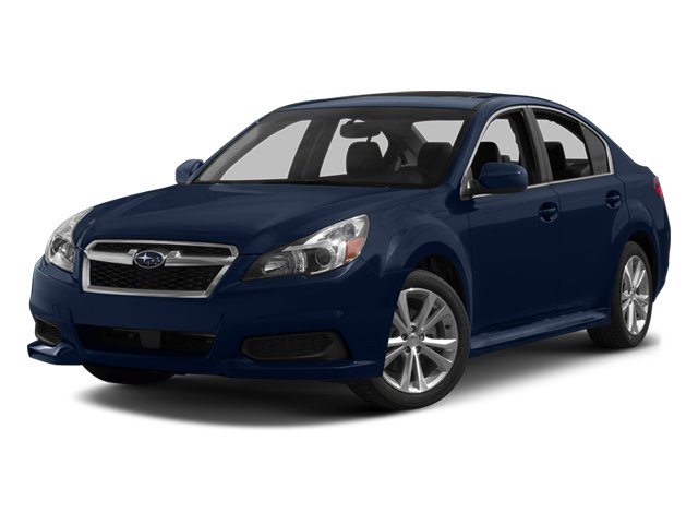 2014 Subaru Legacy 2.5i 4dr Sdn H4 Auto 2.5i Regular Unleaded H-4 2.5 L/152 [1]