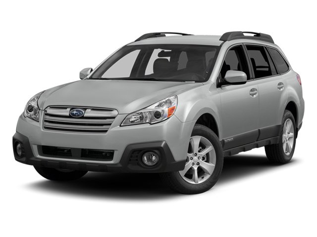 2014 Subaru Outback 25i All Wheel Drive Power Steering ABS 4-Wheel Disc Brakes Brake Assist W