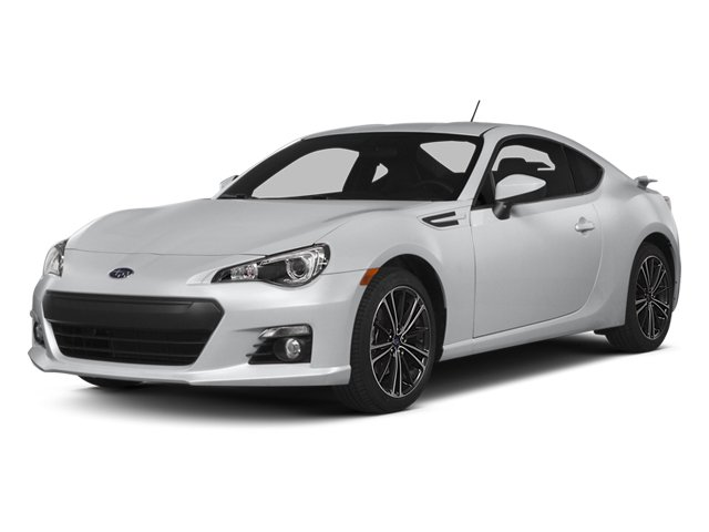 2014 Subaru BRZ Limited Satin White Pearl