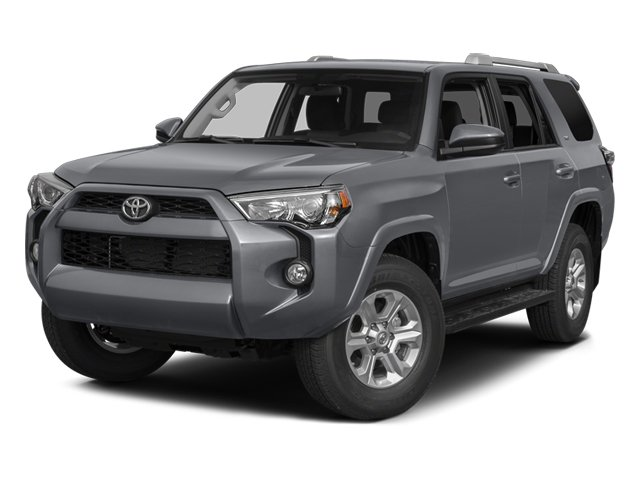 2014 Toyota 4Runner SR5 Premium 4-Wheel ABS4-Wheel Disc Brakes4x45-Speed ATACAdjustable Stee