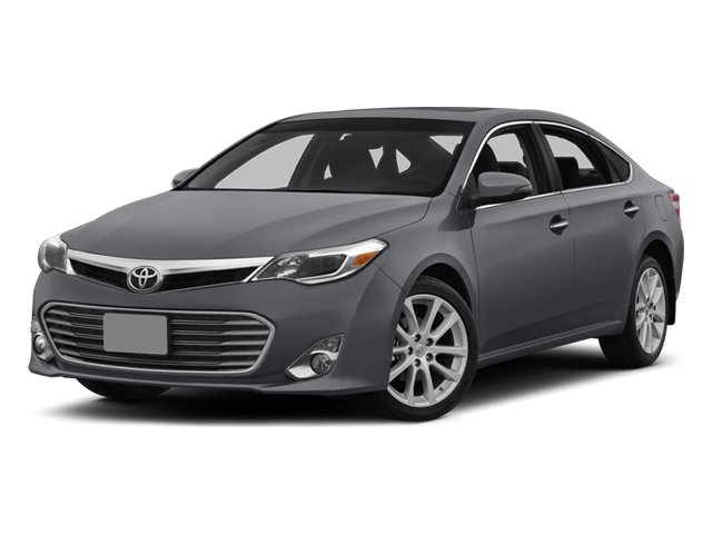 2014 Toyota Avalon XLE Touring Front Wheel Drive Power Steering ABS 4-Wheel Disc Brakes Brake A
