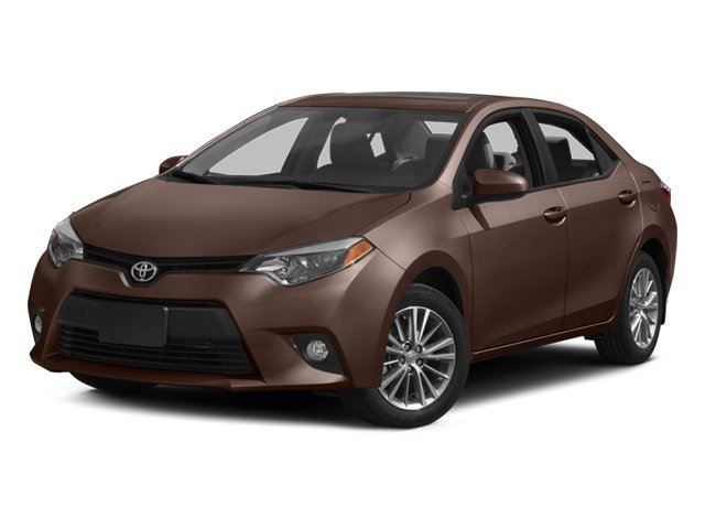 2014 Toyota Corolla LE Eco Plus Sedan 4D