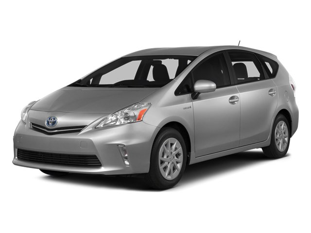 2014 Toyota Prius v Two Wheels 65J x 16 10-Spoke Aluminum Alloy -inc full wheel covers  Tires