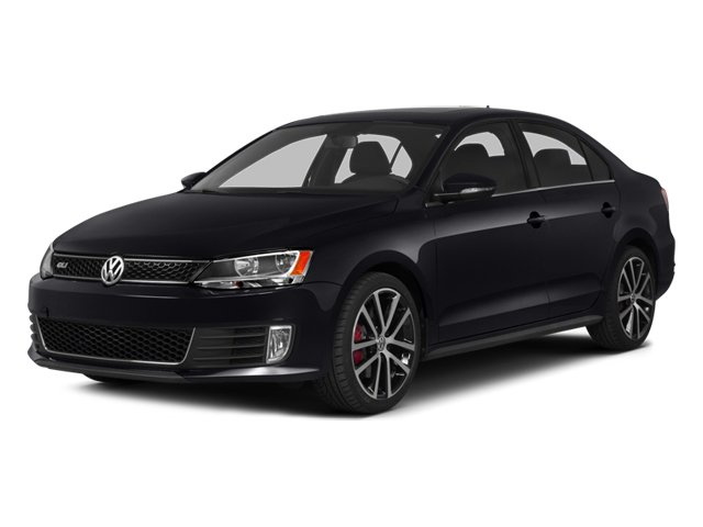 2014 Volkswagen Jetta Sedan GLI Turbocharged Front Wheel Drive Power Steering ABS 4-Wheel Disc
