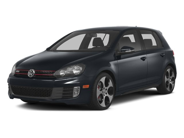 2014 Volkswagen GTI DRIVERS EDITION Turbocharged Front Wheel Drive Power Steering ABS 4-Wheel