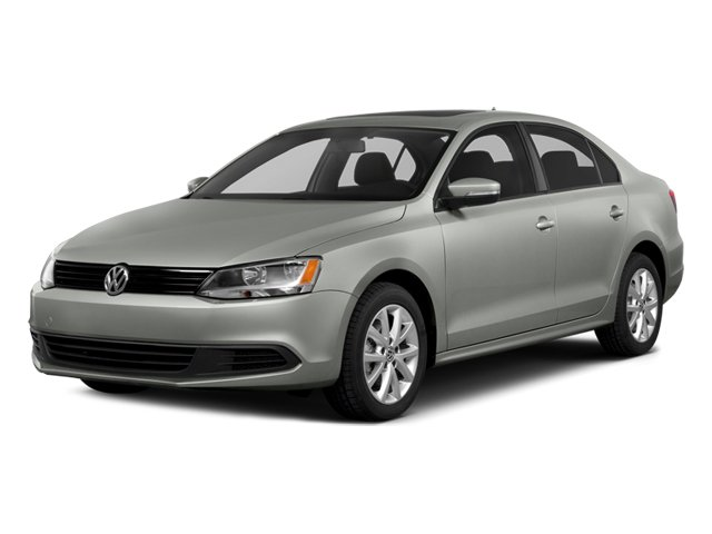 2014 Volkswagen Jetta SE Turbocharged Front Wheel Drive Power Steering ABS 4-Wheel Disc Brakes