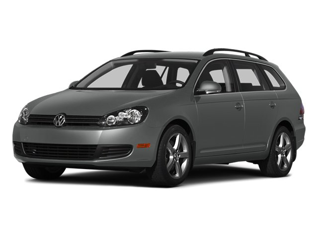 2014 Volkswagen Jetta SportWagen TDI wSunroof  Nav Turbocharged Front Wheel Drive Power Steerin