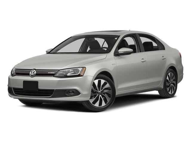 2014 Volkswagen Jetta Sedan SEL Premium  Intercooled Turbo Gas/Electric I-4 1.4 L/85 [1]