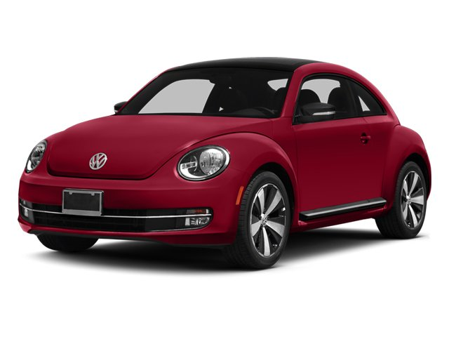 2014 Volkswagen Beetle Coupe  Turbocharged Front Wheel Drive Power Steering ABS 4-Wheel Disc Br