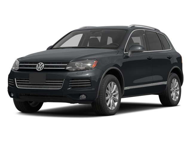 2014 Volkswagen Touareg  Turbocharged All Wheel Drive Power Steering ABS 4-Wheel Disc Brakes B
