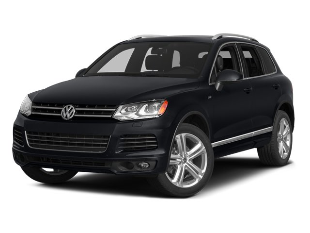 2014 Volkswagen Touareg  All Wheel Drive Power Steering ABS 4-Wheel Disc Brakes Brake Assist L
