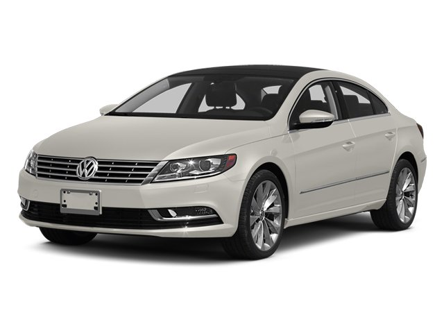 2014 Volkswagen CC Executive Turbocharged Front Wheel Drive Power Steering ABS 4-Wheel Disc Bra