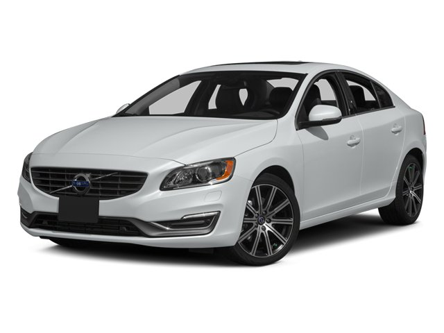 2014 Volvo S60 T5 Turbocharged Front Wheel Drive Power Steering ABS 4-Wheel Disc Brakes Brake