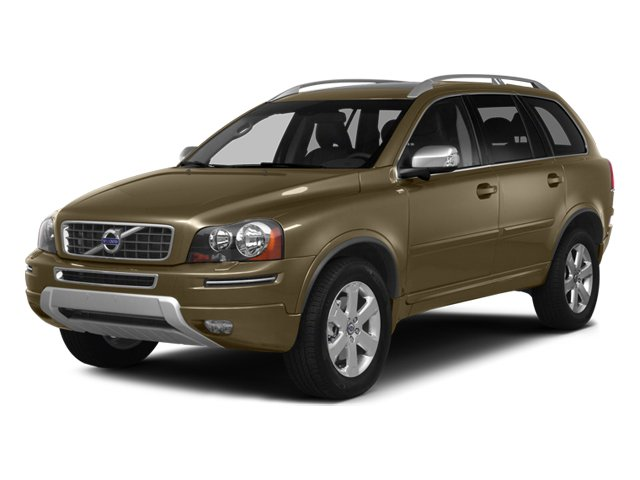 2014 Volvo XC90 Platinum AWD All Wheel Drive Power Steering ABS 4-Wheel Disc Brakes Brake Assis