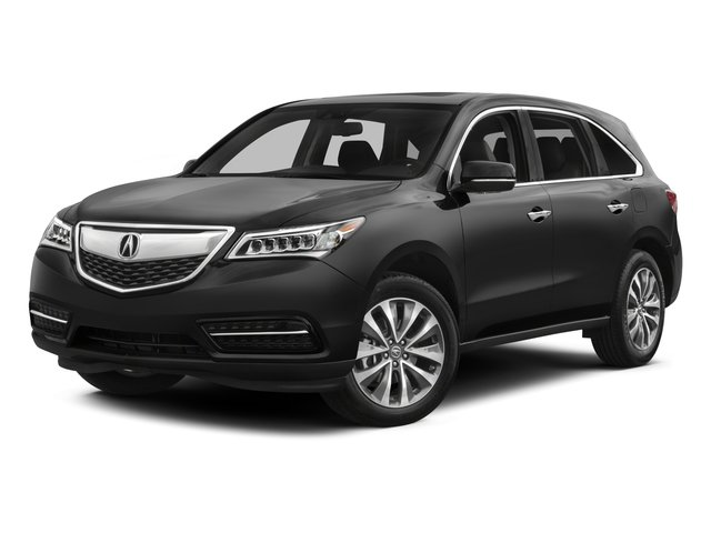 Used 2015 Acura MDX in San Diego, CA