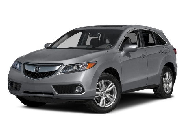 2015 Acura RDX Tech Pkg Front Wheel Drive Power Steering ABS 4-Wheel Disc Brakes Brake Assist