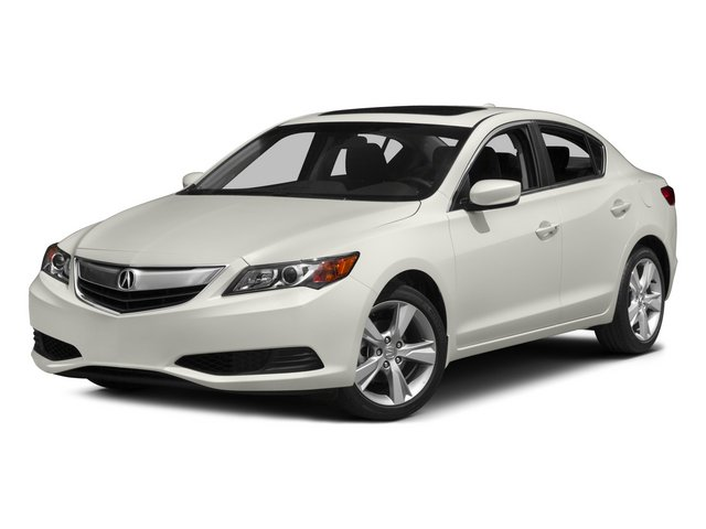 2015 Acura ILX  Front Wheel Drive Power Steering ABS 4-Wheel Disc Brakes Brake Assist Aluminum