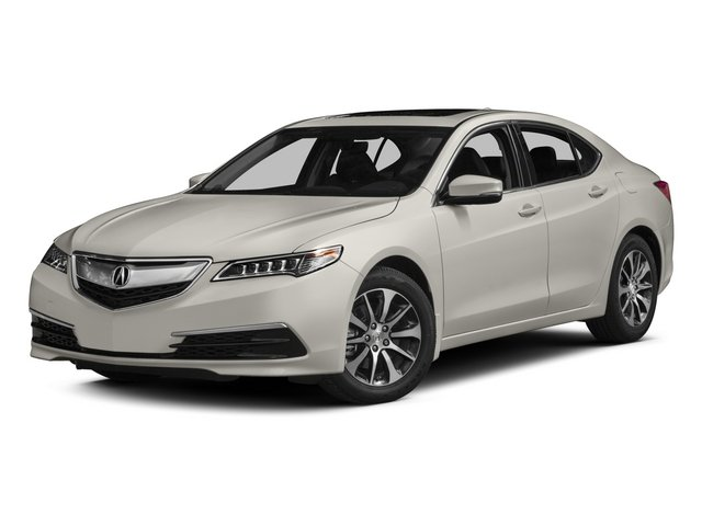 2015 Acura TLX Tech 4dr Car