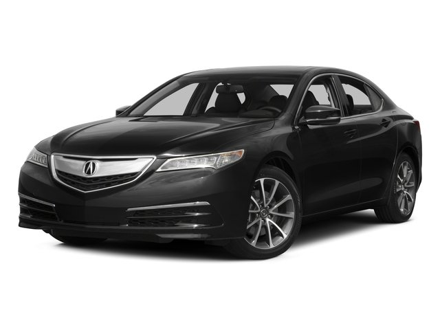 2015 Acura TLX V6 Body-Colored Door HandlesBody-Colored Front BumperBody-Colored Power wTilt Dow