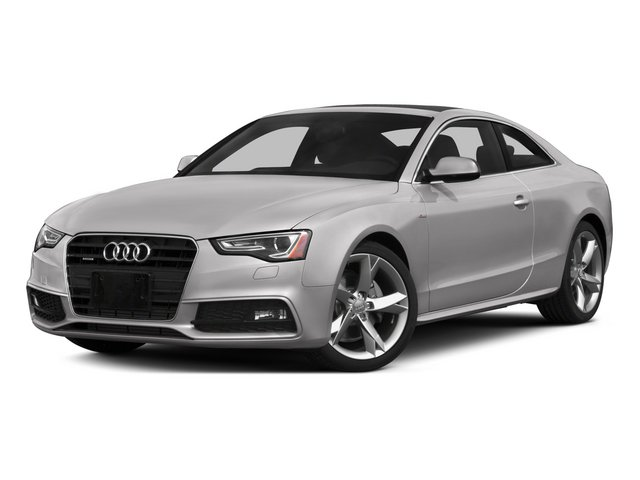 2015 Audi A5 Premium Plus ACPO Turbocharged All Wheel Drive Power Steering ABS 4-Wheel Disc Br