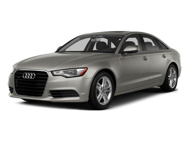 2015 Audi A6 30T Prestige Supercharged All Wheel Drive Power Steering ABS 4-Wheel Disc Brakes
