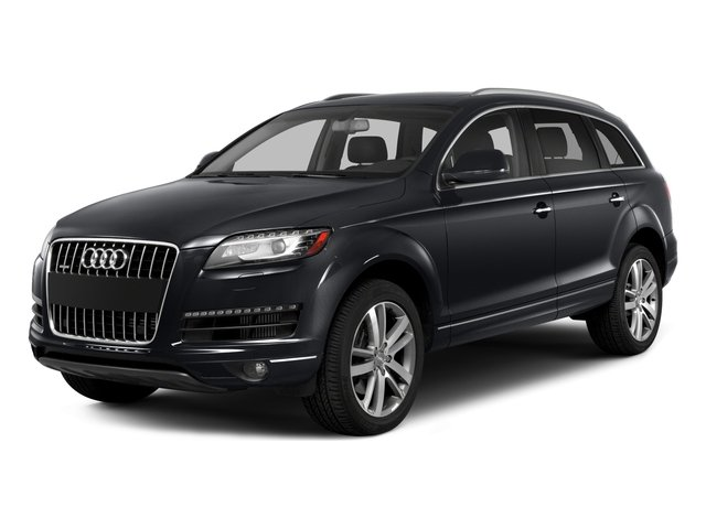 2015 Audi Q7 30L TDI Premium Plus Turbocharged All Wheel Drive Power Steering ABS 4-Wheel Disc