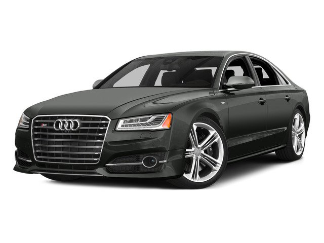 2015 Audi S8 40T Turbocharged All Wheel Drive Air Suspension Active Suspension Power Steering