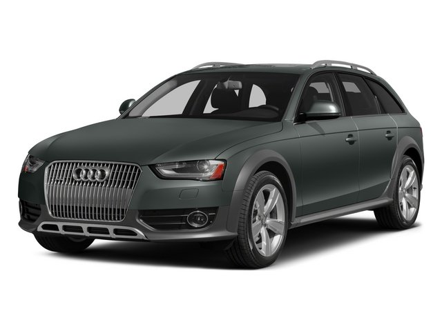 2015 Audi allroad Premium Plus Turbocharged All Wheel Drive Power Steering ABS 4-Wheel Disc Bra
