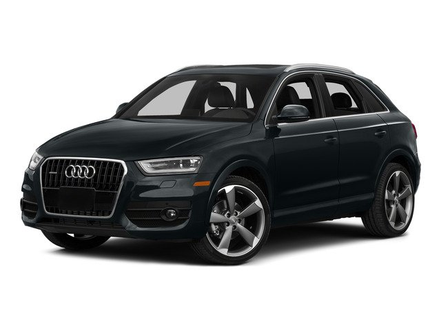 2015 Audi Q3 20T Premium Plus Turbocharged All Wheel Drive Power Steering ABS 4-Wheel Disc Bra